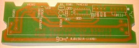KAB REPRO SL1200 PITCH PCB