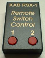 RSX-1 Wired Remote Switch