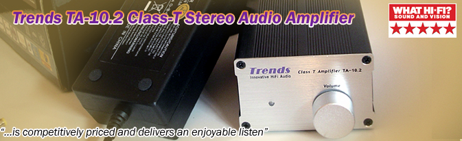 Trends Tripath Digital Amplifiers