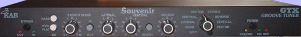 KAB SOUVENIR GTX ANALOG INTERFACE WITH GROOVE TUNER