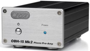 CREEK OBH15 MK2  PHONO PREAMP CLICK FOR REAR VIEW