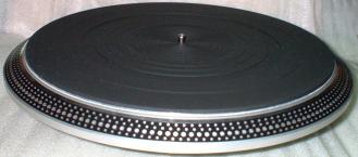 KAB/Technics Poly Metal Mat