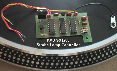 SX-1200 STROBE DISABLER