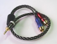 Trends Mini Stereo to RCA Cable